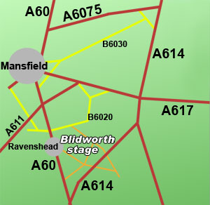 blidworth rally stage