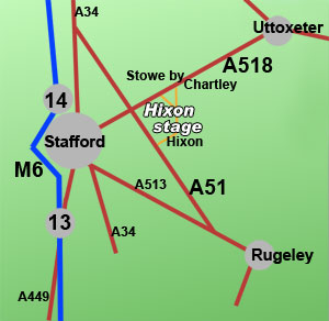 hixon rally stage