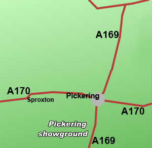 pickering rally stage